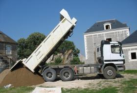 Купить песок строительный, карьерный, намывной, морской